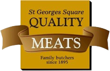 St Georges Square Quality Meats Logo
